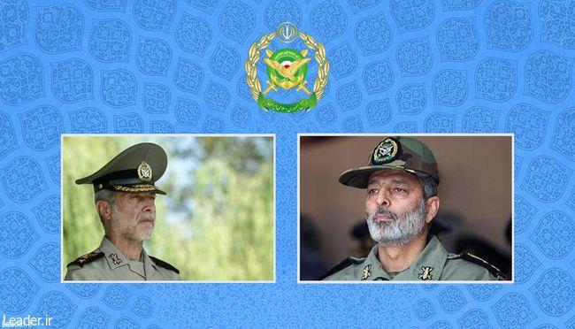 فرمانده کل ارتش و جانشین رئیس ستاد کل نیروهای مسلح منصوب شدند