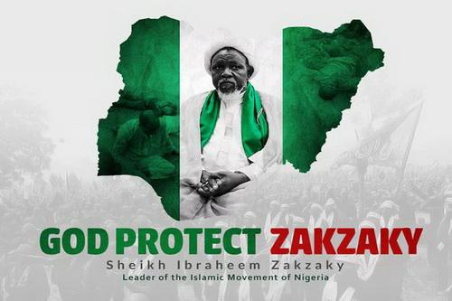 شیخ زکزاکی رهبر شیعیان نیجریه
