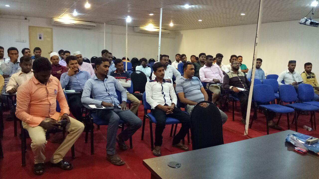 گردهمایی دانش آموختگان المصطفی در سریلانکا