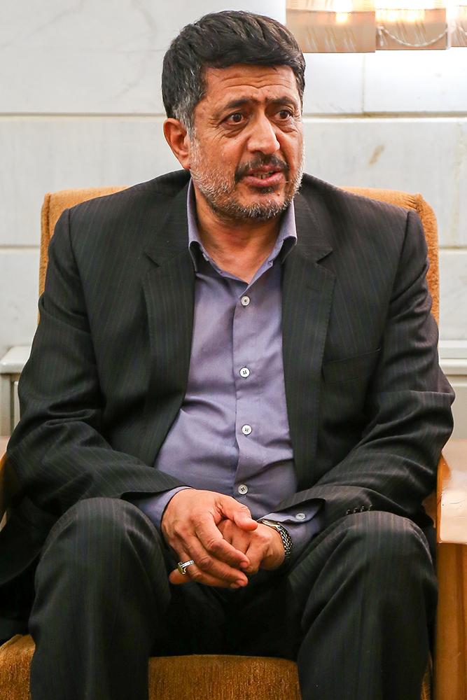مدیر عامل بنیاد غدیر
