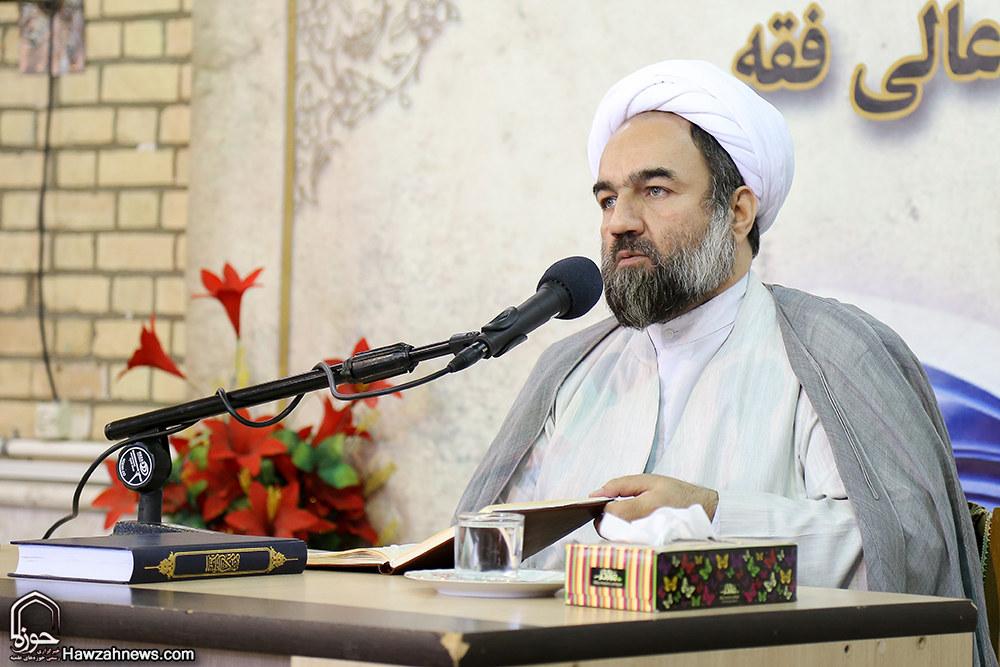 تصاویر/ مراسم آغاز سال تحصیلی مجتمع  آموزش عالی فقه - حجت الاسلام محامی