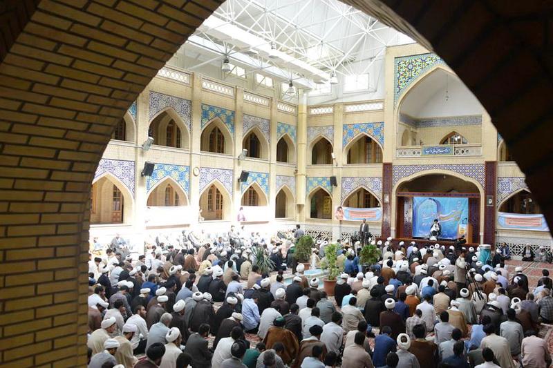 آغاز سال تحصیلی حوزه مشهد