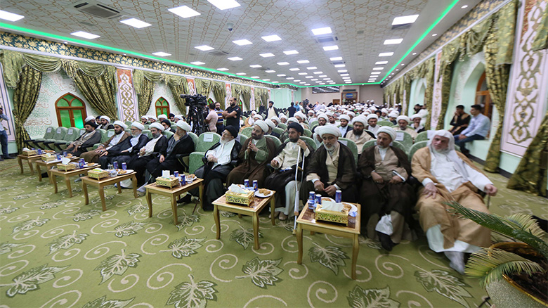 همایش سالانه مبلغین عراق