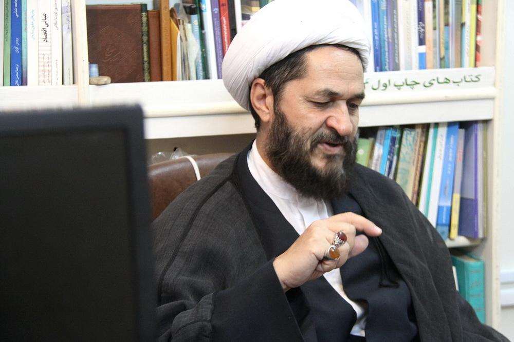 حجت الاسلام  محمد حسین گردان