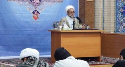 حجت الاسلام فعالی