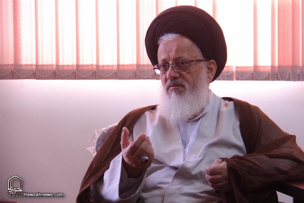 تصاویر/ نماینده رهبر معظم انقلاب در عراق