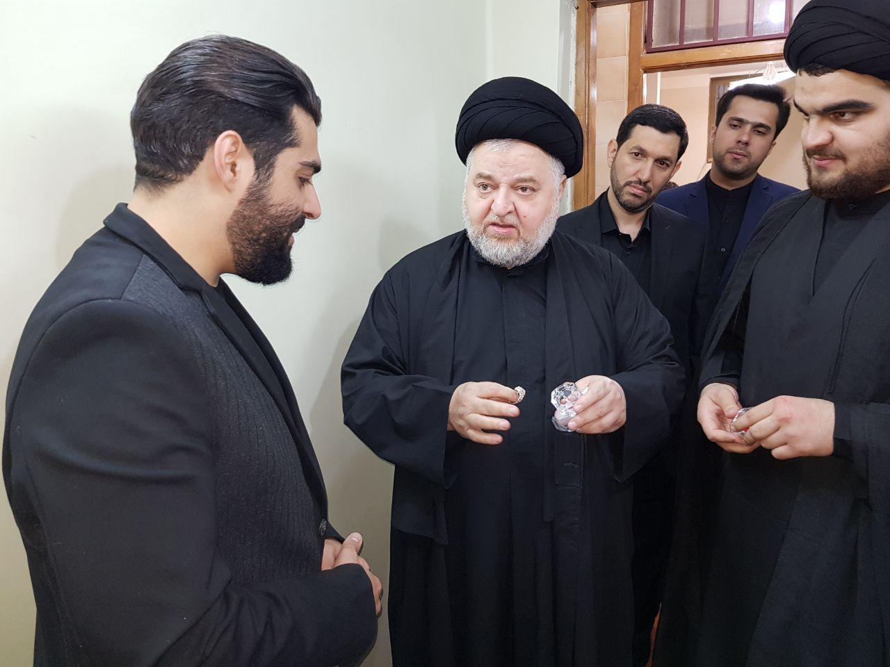 حجت الاسلام شهرستانی