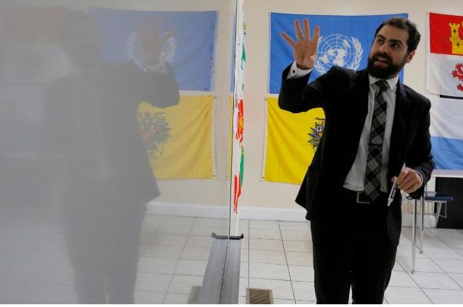 فعال مسلمان کاندیدای انتخابات کنگره آمریکا در ماساچوست شد