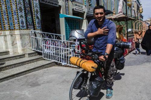 دوچرخه سوار آذربایجانی