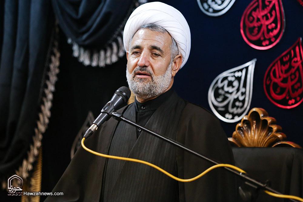 حجت الاسلام والمسلمین ذوالنوری