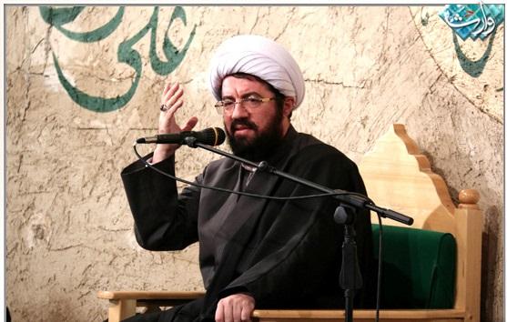 حجت الاسلام والمسلمین عالی