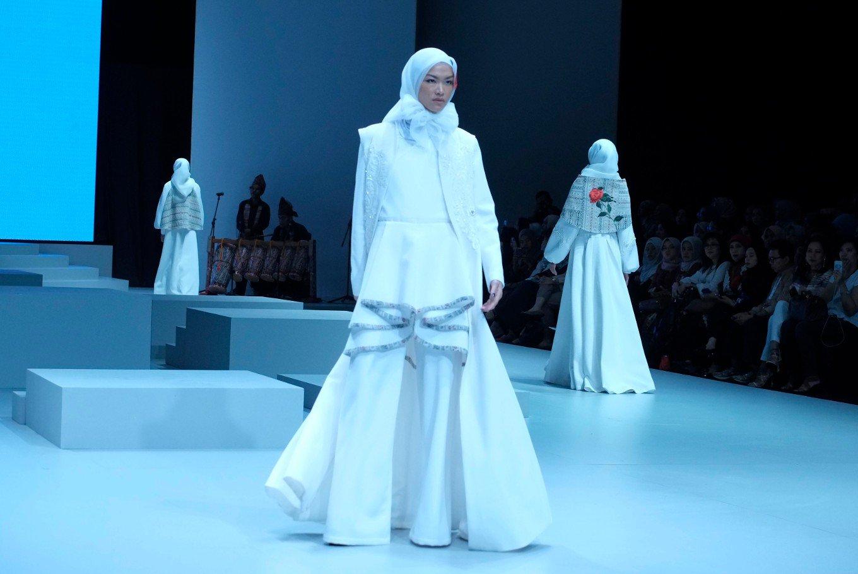 اندونزی، هفته «پوشاک اسلامی» برگزار میکند