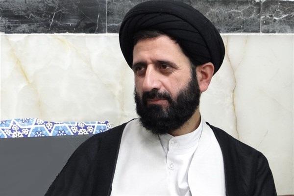 حجتالاسلام سید علیرضا آرامی - گرمسار