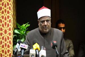 عباس شومان نماینده الازهر