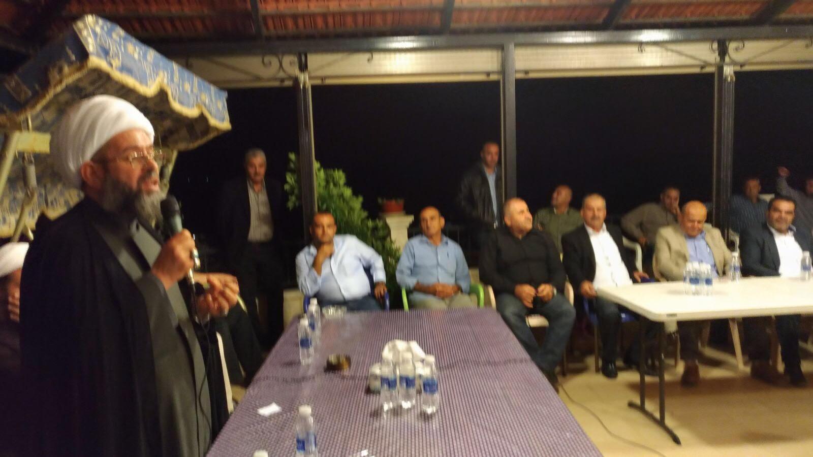 مراسم بزرگداشت شهادت امام سجاد (ع) در لبنان برگزار شد