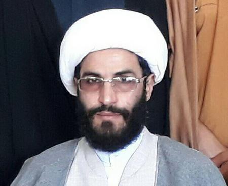 حجت الاسلام گوهری مدیر حوزه علمیه مهران
