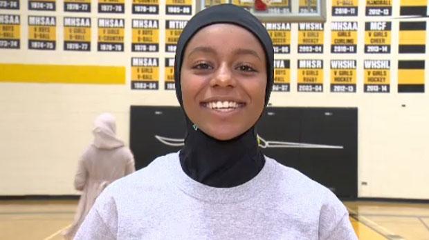 دومین مدرسه در کانادا مجوز شرکت در رقابتهای ورزشی با حجاب را داد