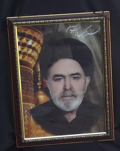 تشییع پیکر حجت الاسلام المسلمین سید فخرالدین تولیت