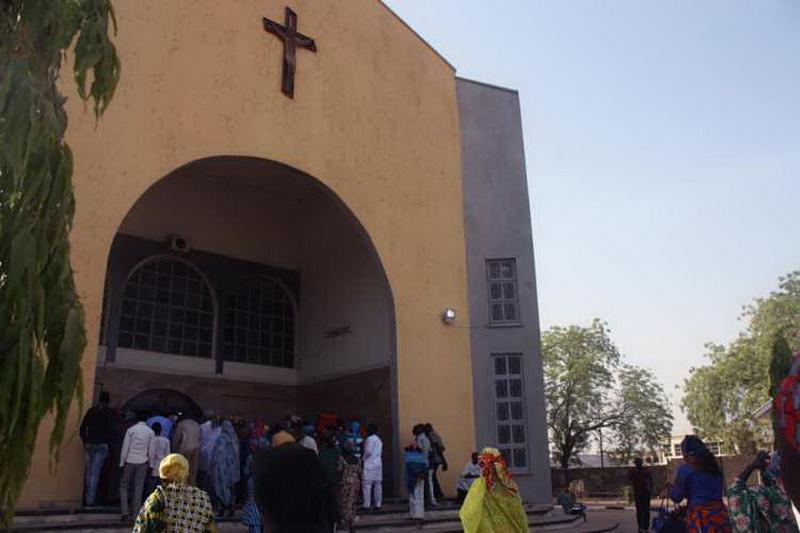 کلیسایی در نیجریه