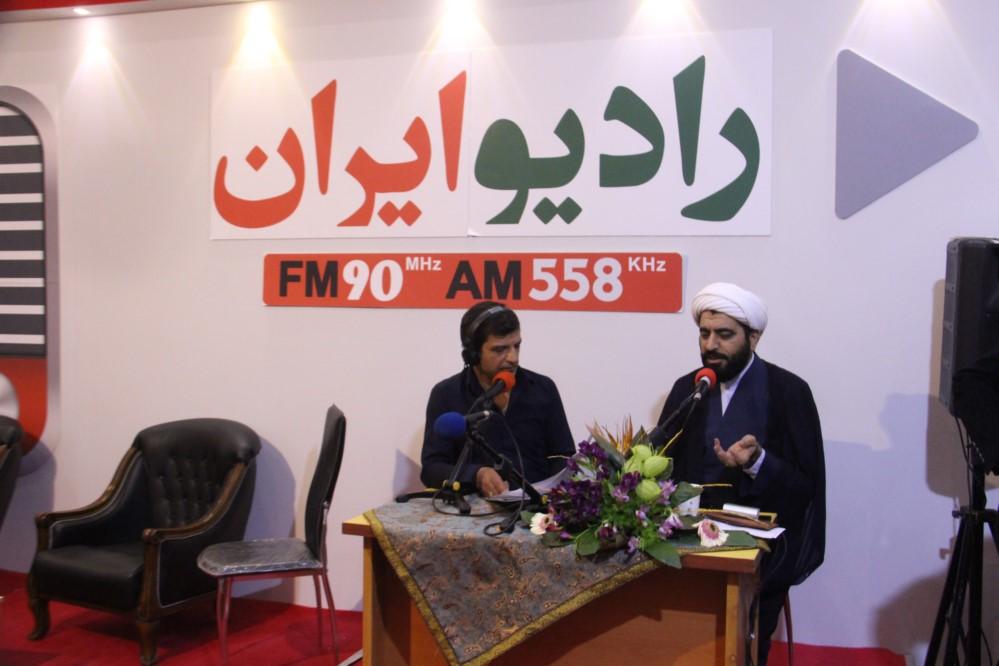 حجت الاسلام و المسلمین محمدرضا برته در گفتگو با رادیو ایران
