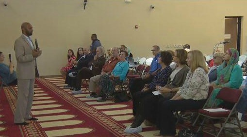 مرکز اسلامی سن دیگو مراسم روز درهای باز برگزار کرد