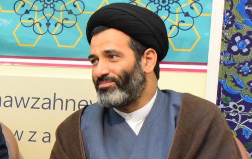 حجت الاسلام سید جواد حسینی کیا