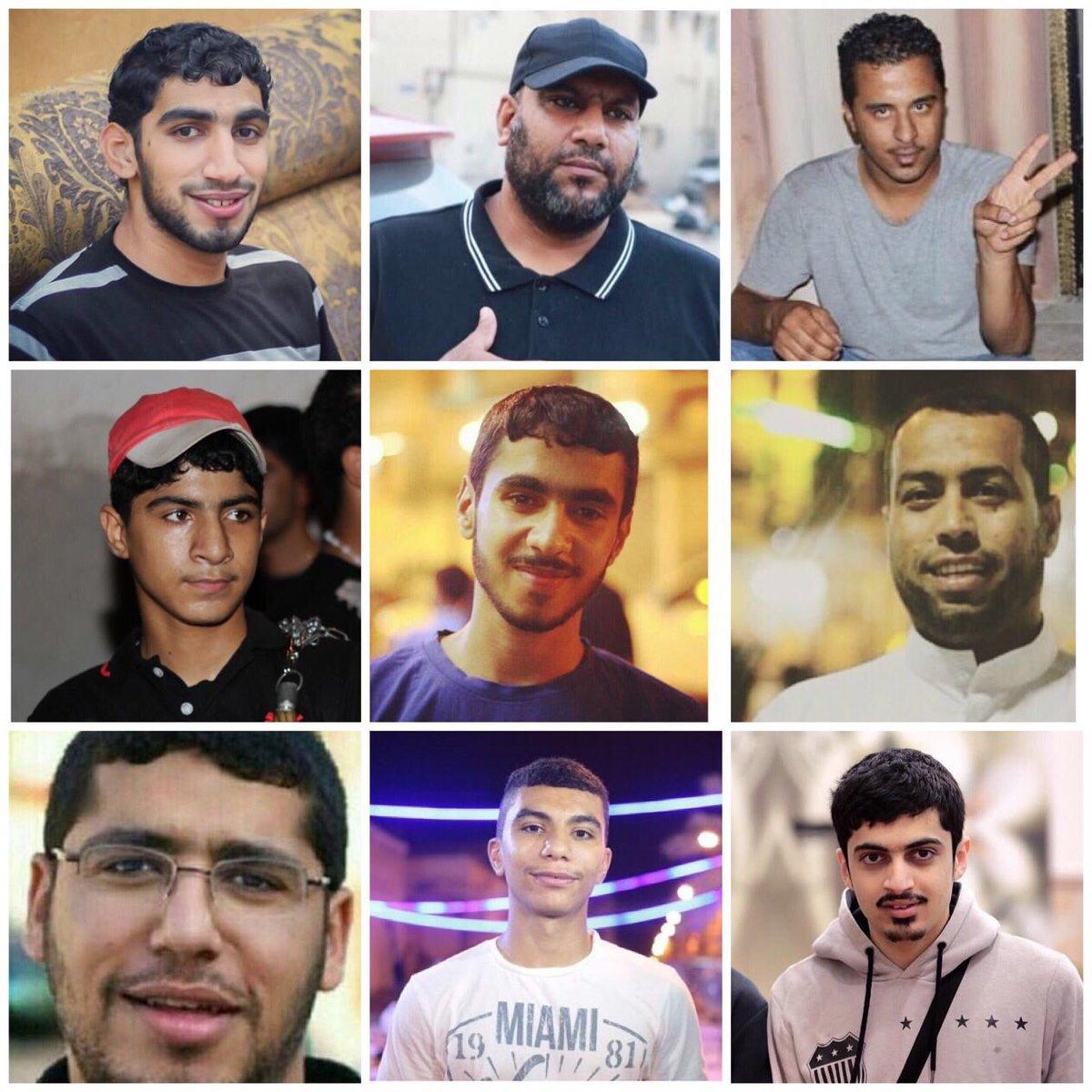 دادگاه نظامی آل خلیفه محاکمه ۹ بحرینی را به تعویق انداخت