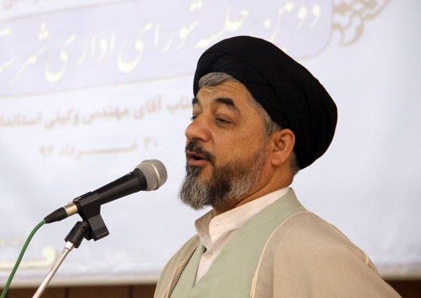 حجت الاسلام سید جلال احمدپناهی - سمنان