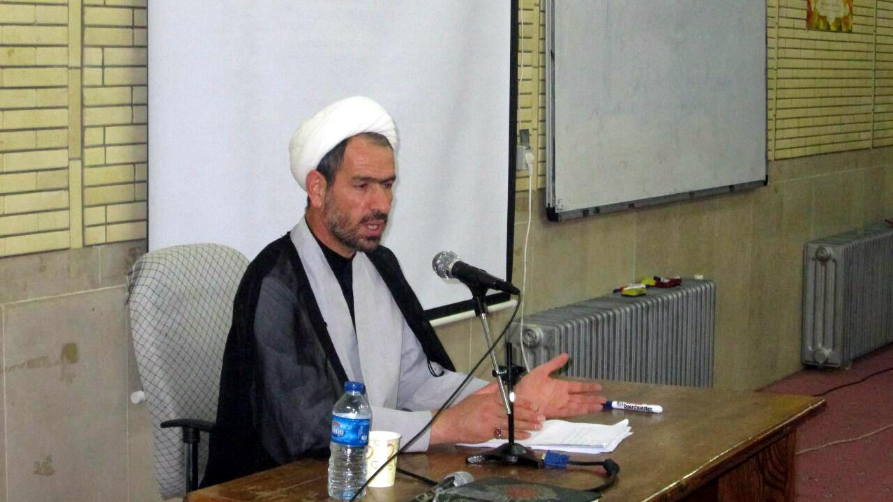 حجت الاسلام احمد حسین فلاحی
