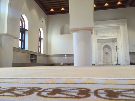 پروژه مرمت قدیمیترین مسجد عمان