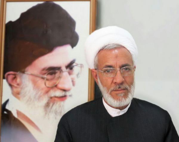 حجتالاسلام والمسلمین حسین اللهوردی-مدیر حوزه علمیه کرمان