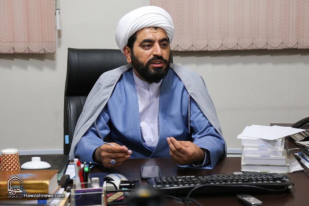 حجت الاسلام محمد رضا برته