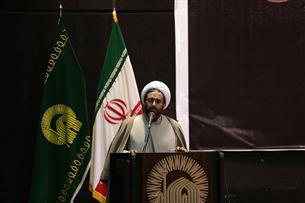 حجت الاسلام مجید خداوردی-جانشین قرارگاه فرهنگی زائران پیاده رضوی