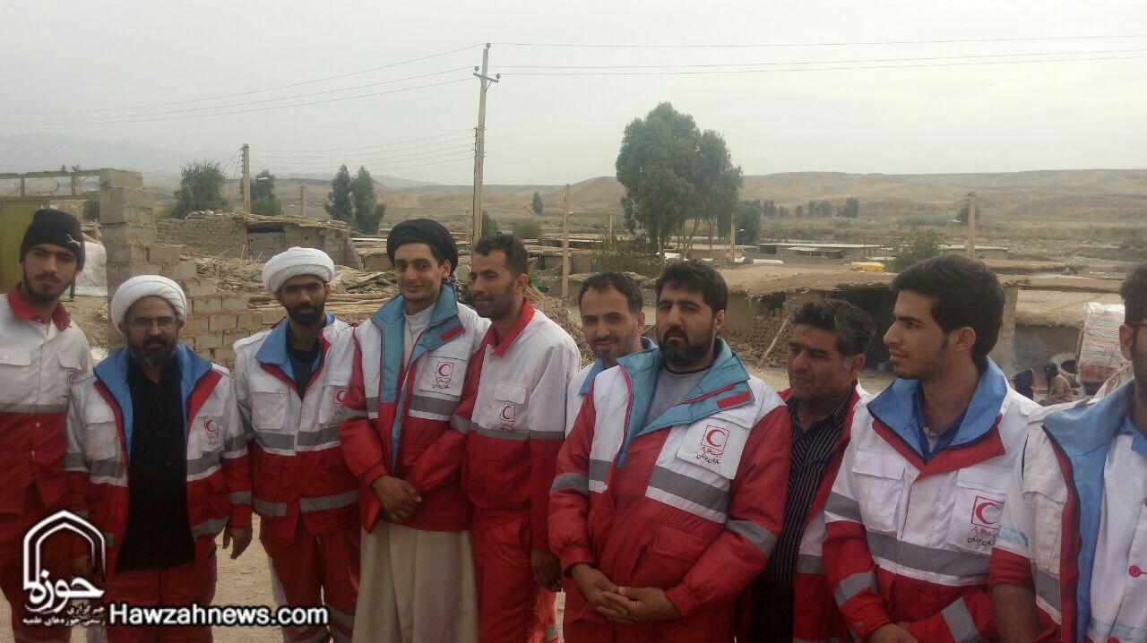آموزش ۳۰۰روحانی امدادگر در هلال احمر اصفهان
