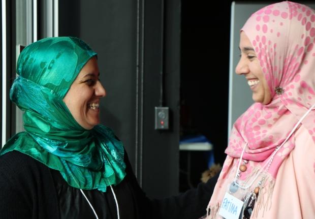 بانوان مسلمان کانادایی