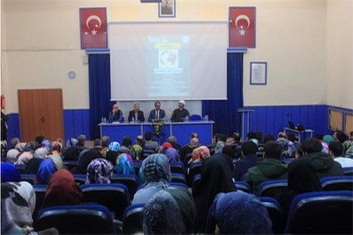 برگزاري کنفرانس «فرهنگ همزیستی دینی» در ترکیه
