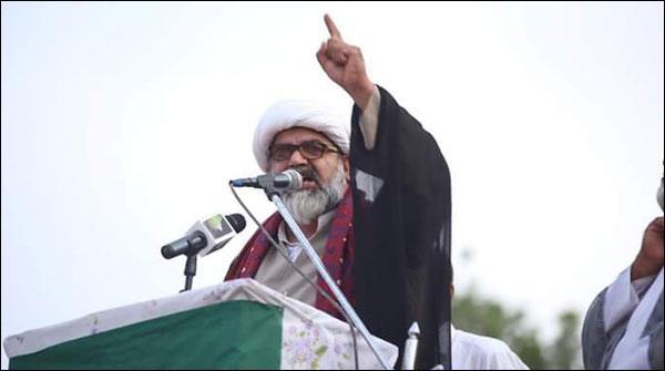 حجتالاسلام راجا ناصر عباس جعفری-دبیرکل مجلس وحدت مسلمین پاکستان
