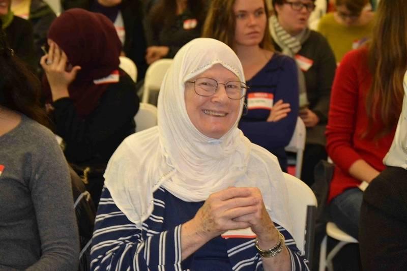 روز درهای باز در مرکز اسلامی در ایلینوی برگزار شد