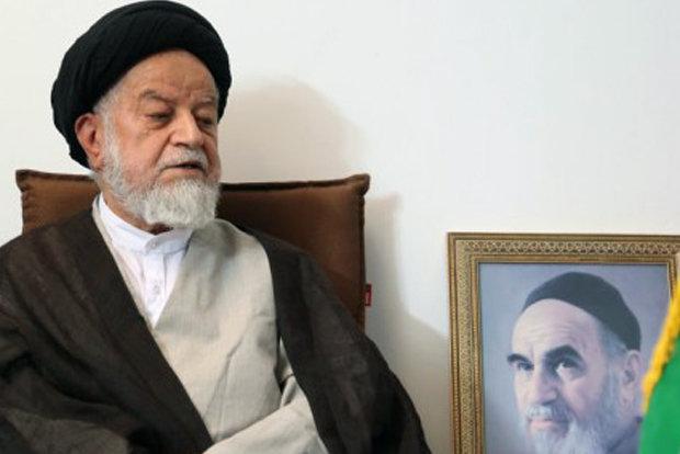 تسلیت آیت الله شاهچراغی به رهبر انقلاب - خبرگزاری حوزه