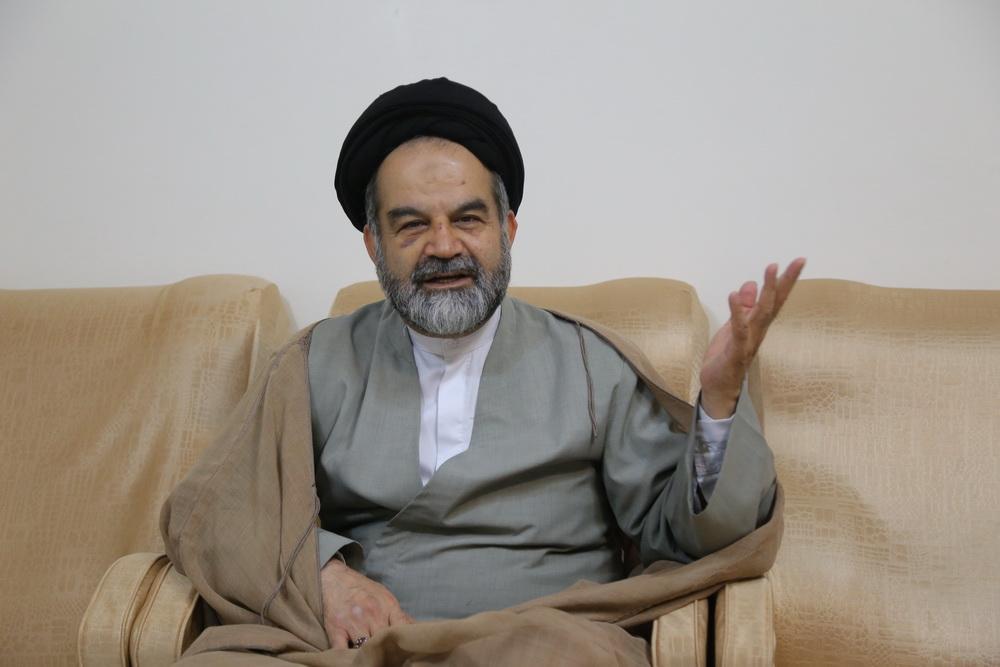 حجت الاسلام وزیری