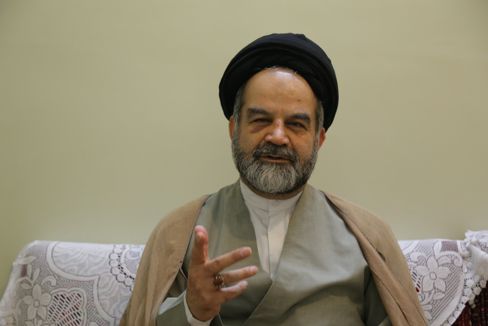 حجت الاسلام والمسلمین  وزیری فرد