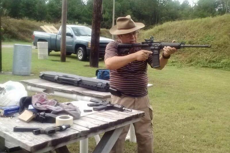 مردی که قصد کشتار مسلمانان فلوریدا را داشت