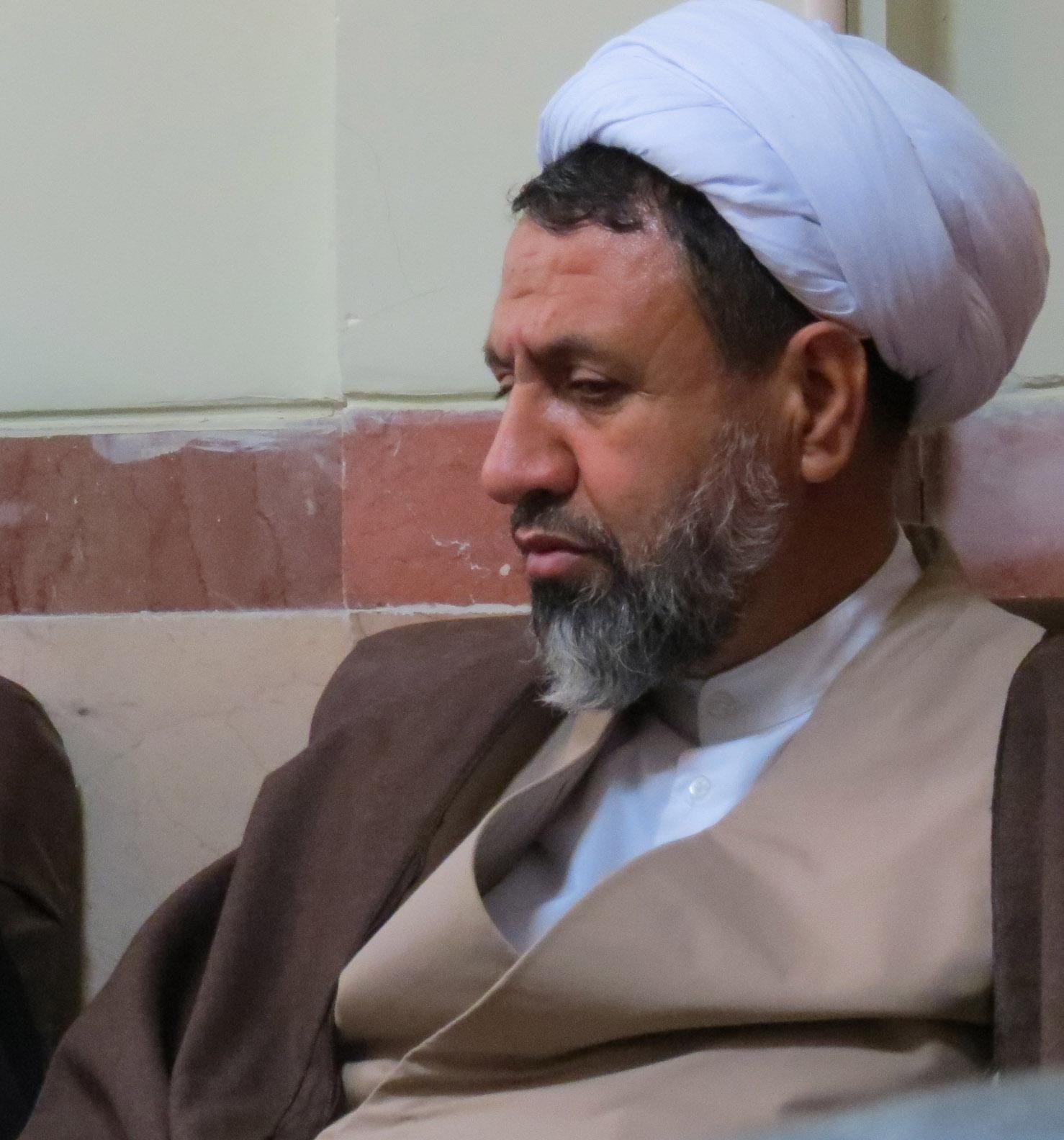 دیدار حوزویان با حجت الاسلام علیدادی امام جمعه جدید کرمان