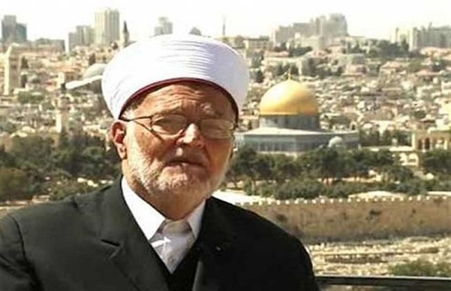 شیخ عکرمه صبری مفتی سابق قدس