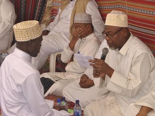 خیریه اسلامی در کنیا، ازدواج جمعی برای جوانان نیازمند برگزار کرد