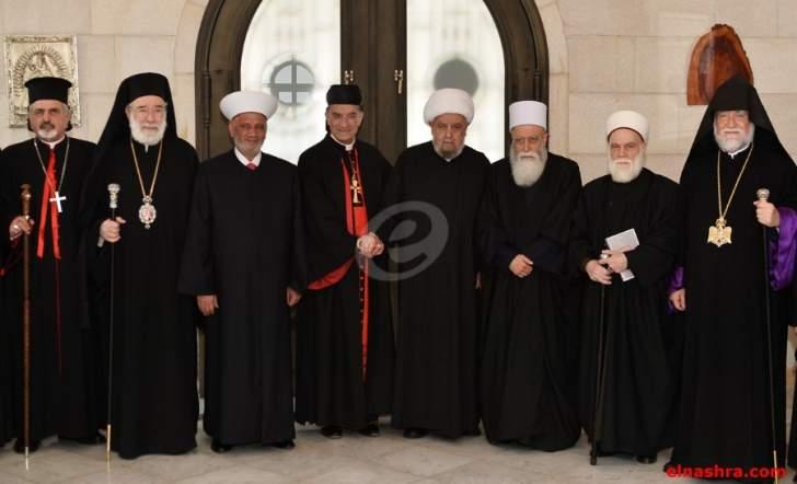 شخصیتهای اسلامی و مسیحی لبنان