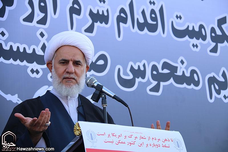 واکنش حجتالاسلاموالمسلمین حاجتی به مصاحبه  وزیر امور خارجه