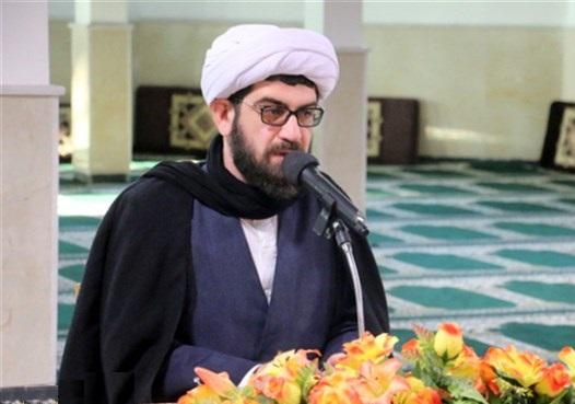 حجت الاسلام محسن انصاری نیا - سمنان