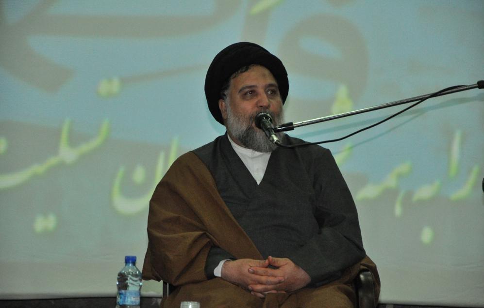 حجت الاسلام میرمرشدی