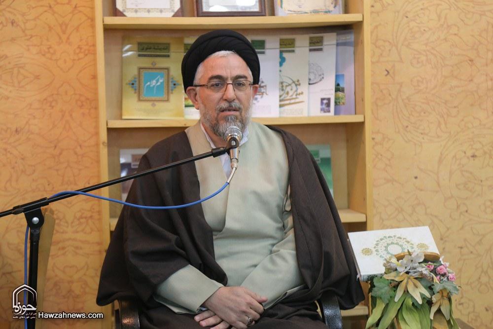 حجت الاسلام والمسلمین میر معزی